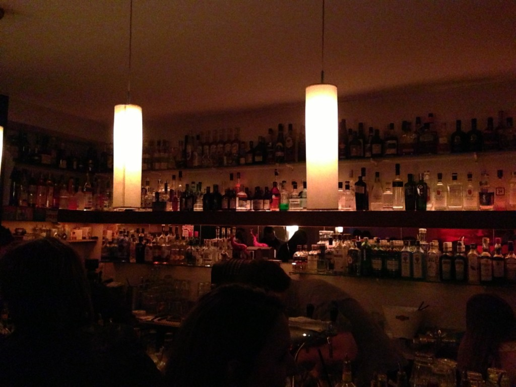 Konsulat: Bar
