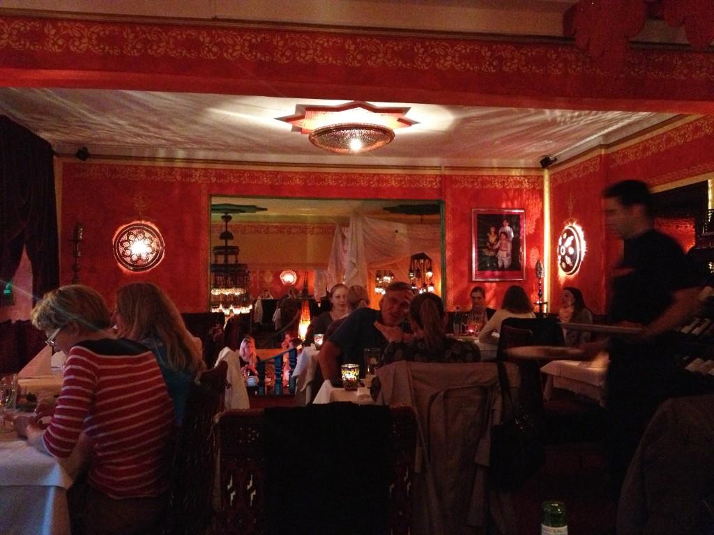 Chopan afghanisches restaurant blogbegierig for Innendekoration restaurant